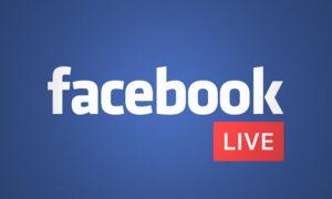 Facebook Live Church Image